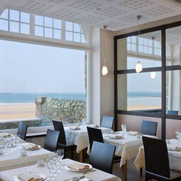 Restaurant de l'Antinéa - Vue Mer à St-Malo