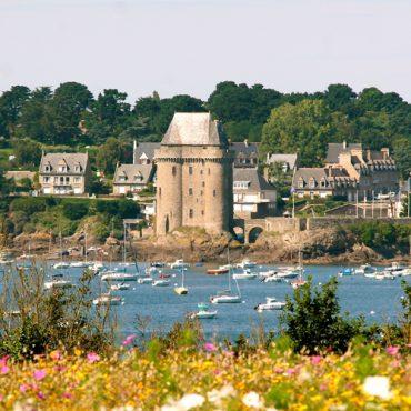 La Tour Solidor à Saint-Malo
