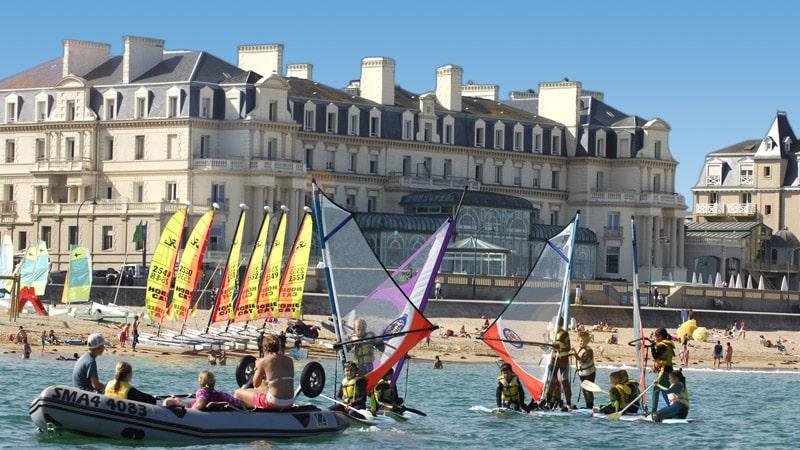 Surf School de Saint Malo