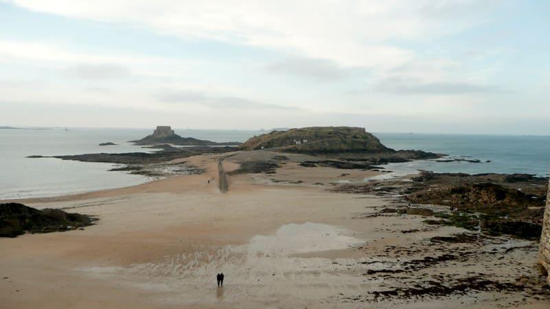 Petit Bé, Saint Malo