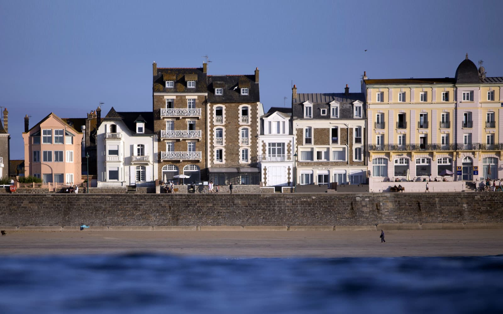 H tel 3 toiles vue mer saint malo le jersey for Hotels 3 etoiles