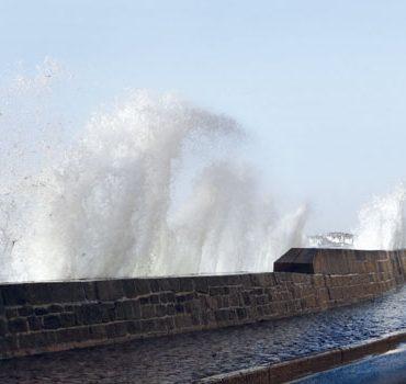 grande marée saint-malo
