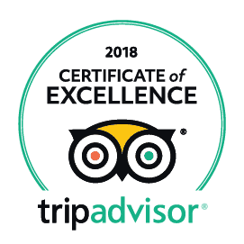 Certificate excellence tripadvisor