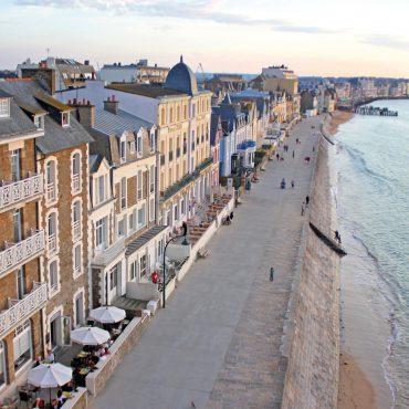 2 hotels vue mer à SAint-Malo