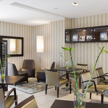 Espace Lounge de l'hotel