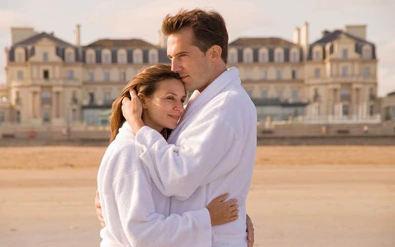 Escapade Romantique à Saint-Malo