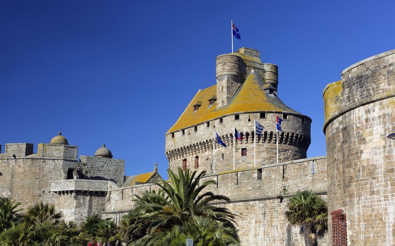 Chateau de Saint-Malo