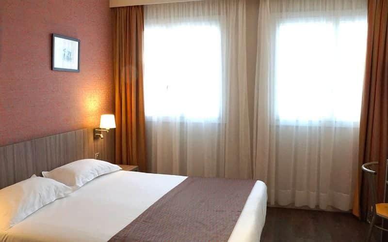 Chambre Hotel Saint-Malo Vue Sud