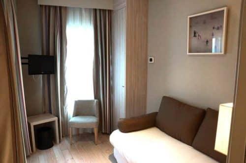 Chambre familiale hotel Saint Malo