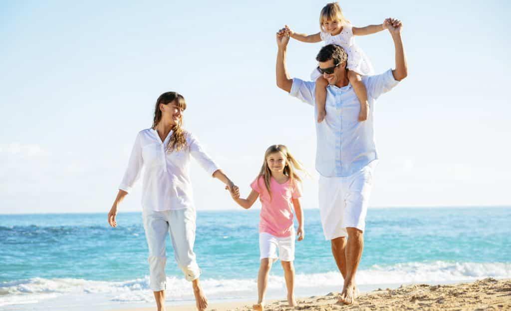 Vacances en famille à Saint-Malo