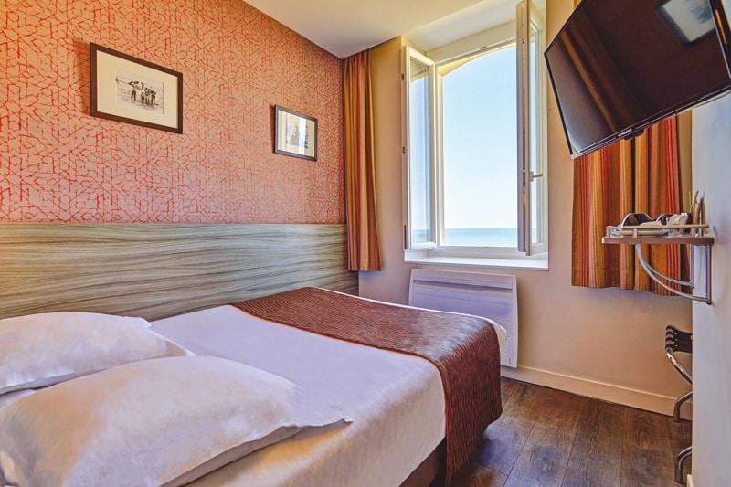 Chambre familiale à Saint-Malo